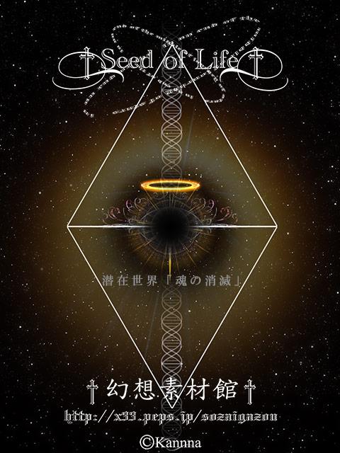 †Seed of Life†6[魂の消滅][Quad VGA]サイズ配信開始!